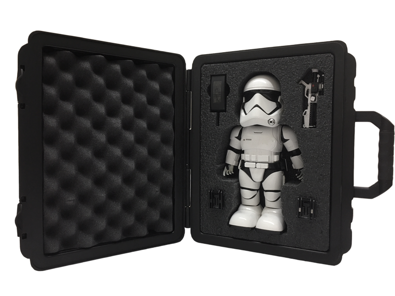 Hard Plastic Case with Cut Out for Storm Trooper by FUSH Cases