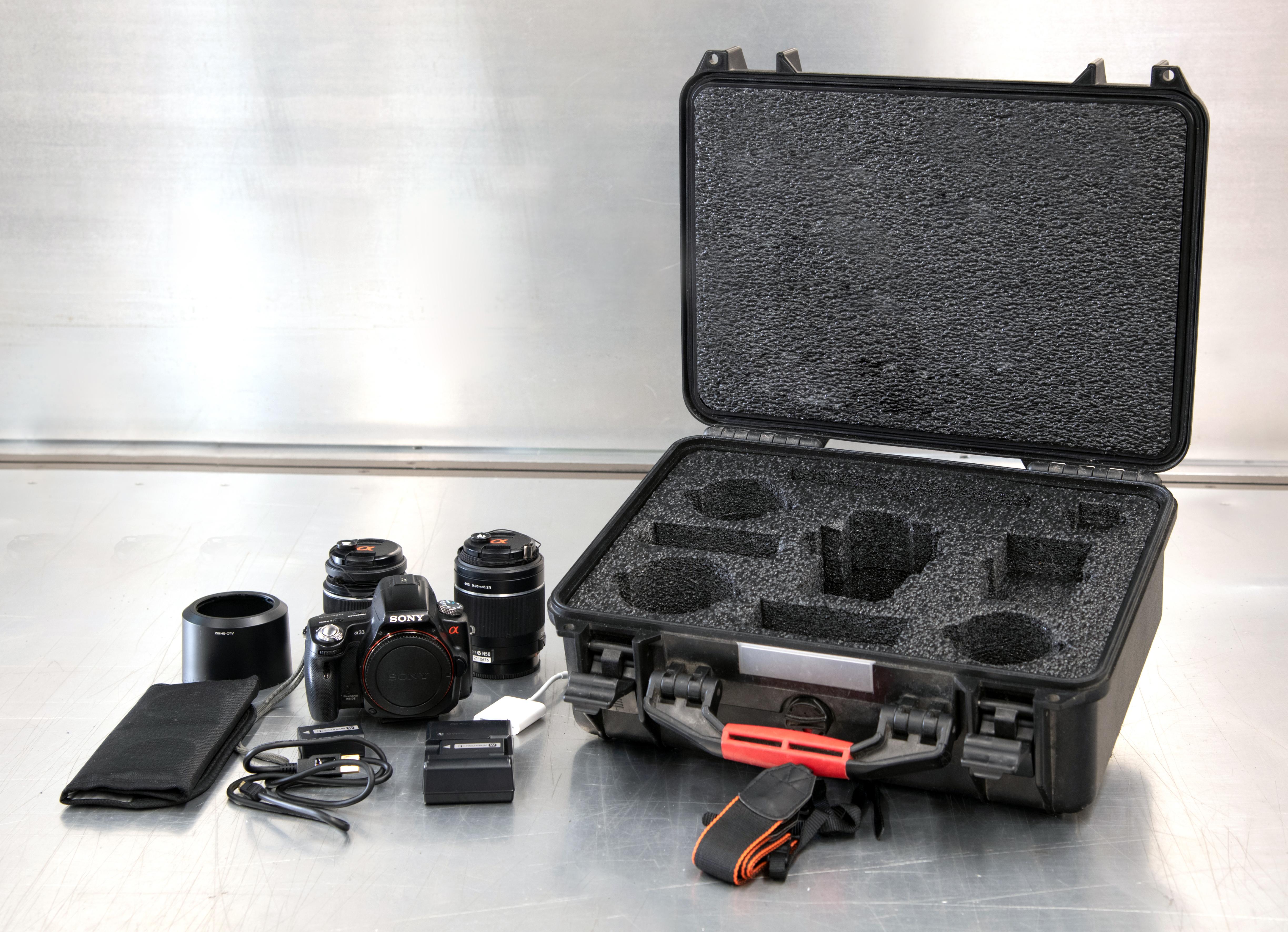 Custom Foam Insert for Camera Equipment by FUSH Cases