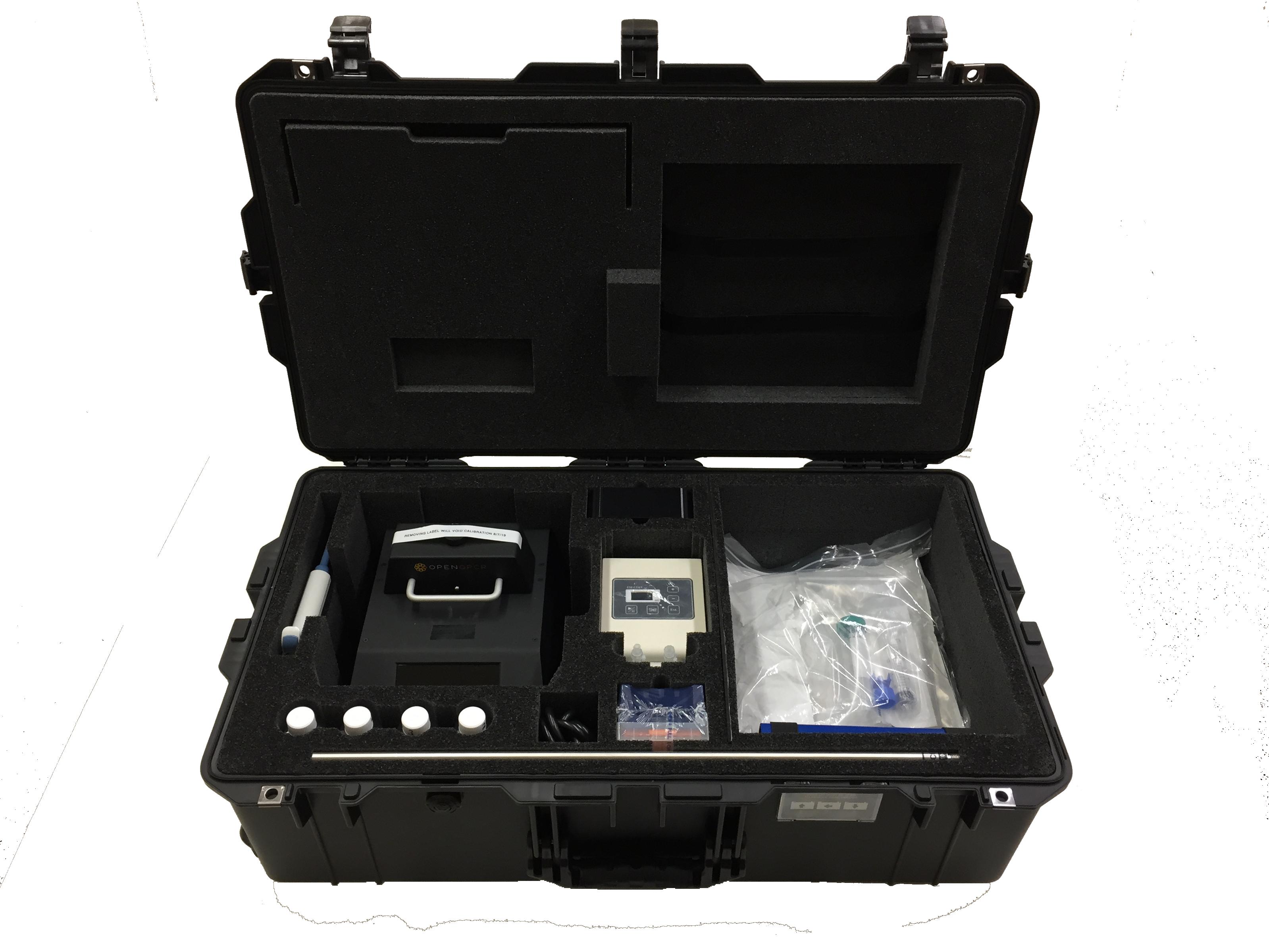 Custom Travel Case for Equipment – Foam Inserts – FUSH Cases
