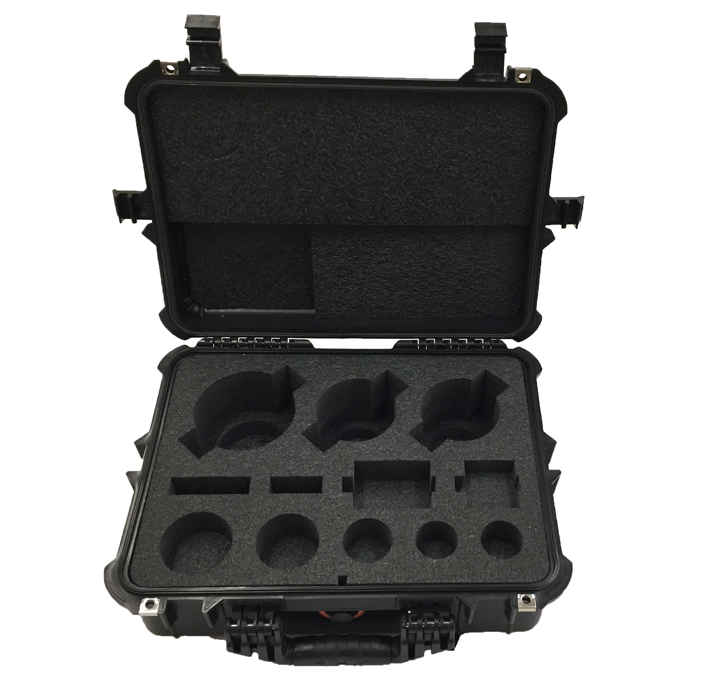 Custom Cut Foam Insert for Field Kit 2 Case Components