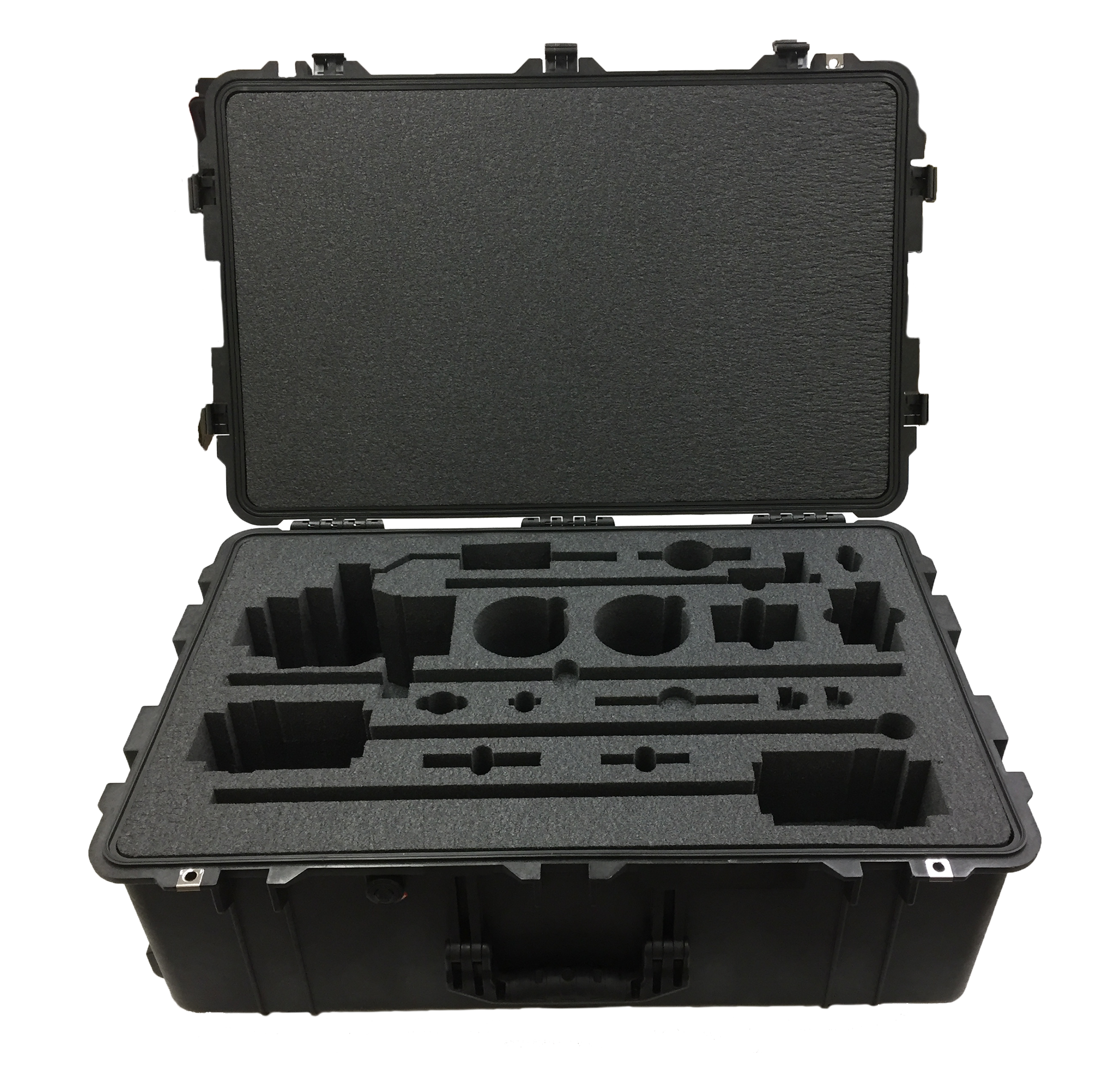 Custom Cut Foam Insert for Field Kit 1 Case Components