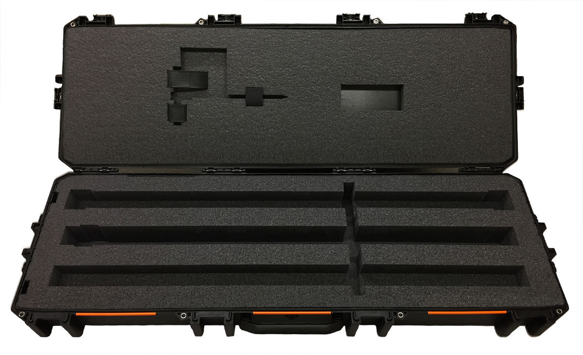 Custom Foam Insert for Gas Equipment Products Created by FUSH Cases