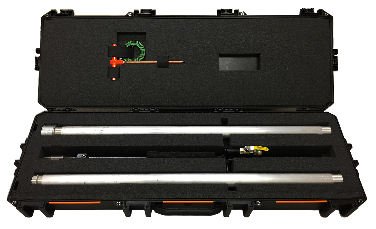 Customized Foam Insert for Case Holding Gas Installation Products Created by FUSH Cases