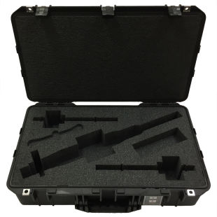 Foam Insert for Natural Gas Equipment Created by FUSH Cases
