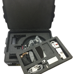 Custom Foam Case Insert for Video Recording Equipment