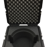 Custom Foam Insert for Case Carrying Radio Frequency Equipment Created by FUSH Cases
